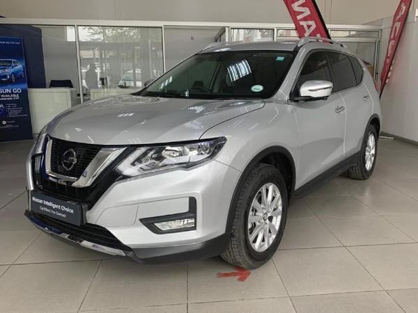 2020 Nissan X-Trail 2.5 Acenta 4X4 CVT Eastern Cape Mthatha_0