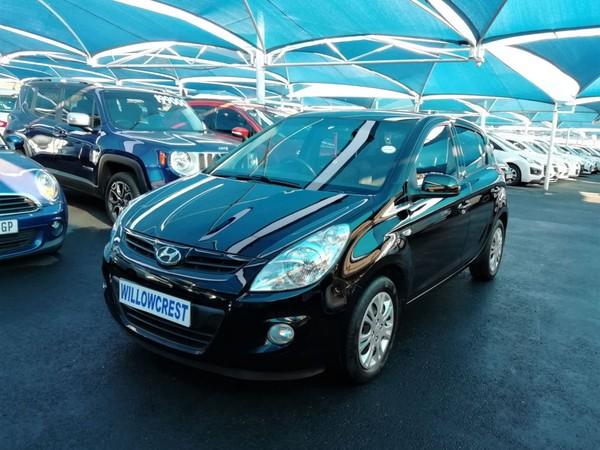 2010 Hyundai i20 1.6  Gauteng Randburg_0