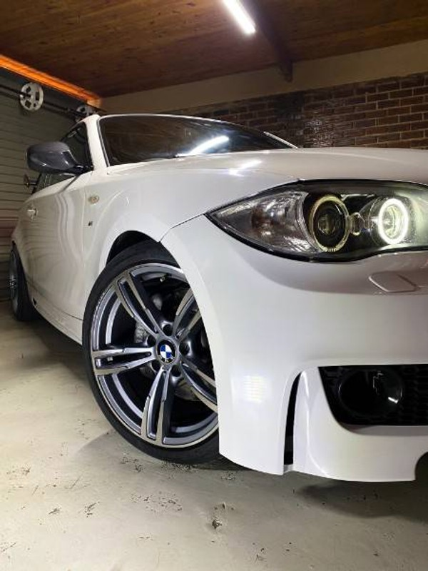 2011 BMW 1 Series 135i Coupe Sport At  Gauteng Mogale City_0