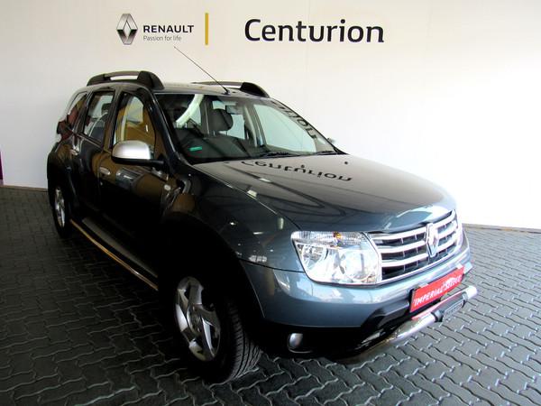 2013 Renault Duster 1.5 dCI Dynamique 4x4 Gauteng Centurion_0