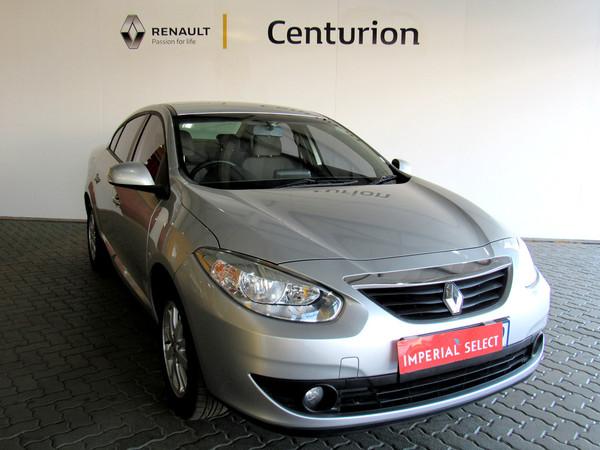 2013 Renault Fluence 1.6 expression Gauteng Centurion_0