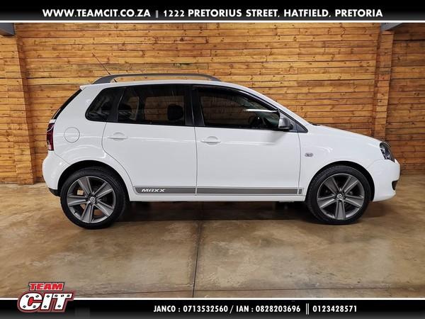 2013 Volkswagen Polo Vivo 1.6 MAXX Gauteng Pretoria_0