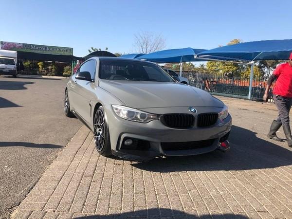 2014 BMW 4 Series 435i Convertible M Sport Auto Gauteng North Riding_0