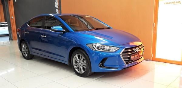 2017 Hyundai Elantra 1.6 Executive Auto Kwazulu Natal Pietermaritzburg_0