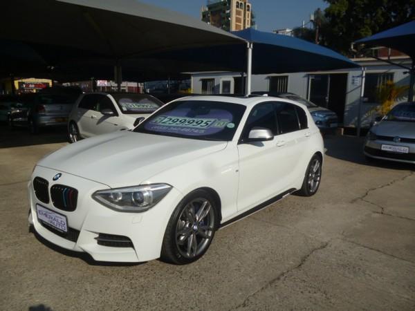 2013 BMW 1 Series M135i 5dr Atf20  Kwazulu Natal Pietermaritzburg_0