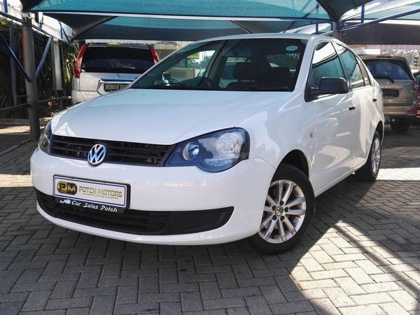 2012 Volkswagen Polo Vivo 1.6 Trendline North West Province Potchefstroom_0