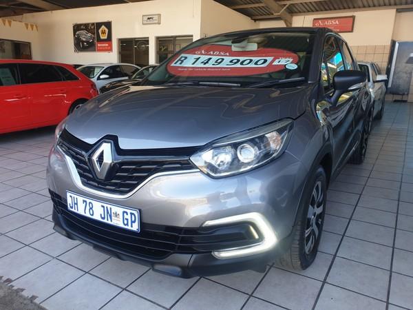 2017 Renault Captur 900T Dynamique 5-Door 66KW Gauteng Krugersdorp_0