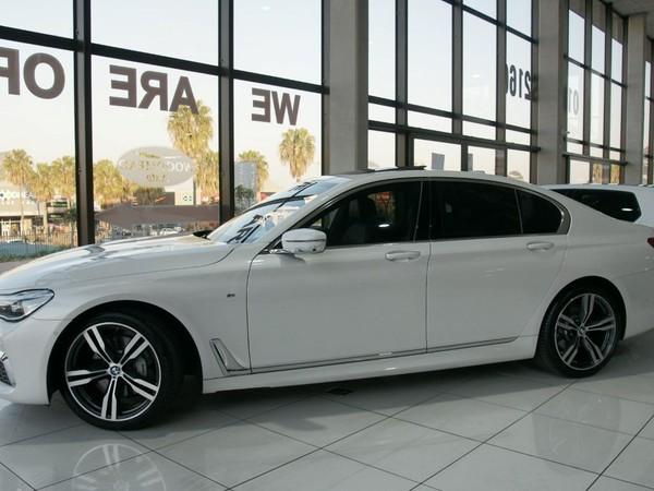2019 BMW 7 Series 730d M Sport Gauteng Sandton_0