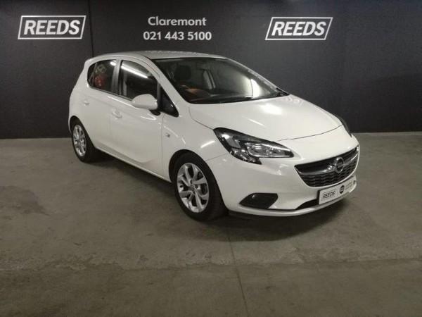 2019 Opel Corsa 1.4 Enjoy Auto 5-Door Western Cape Bellville_0