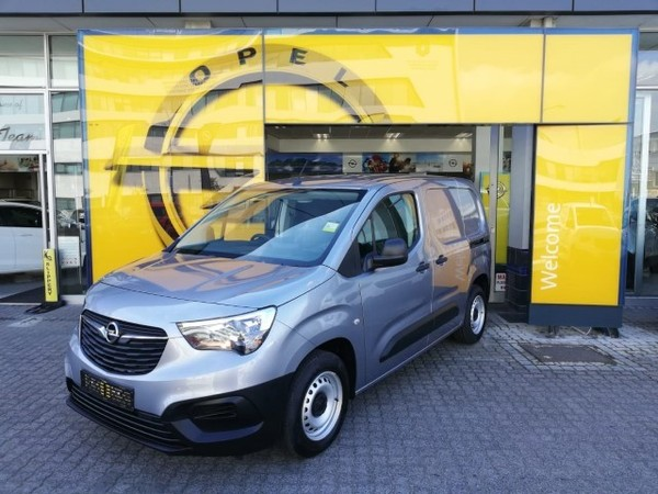 2020 Opel Combo Cargo 1.6TD LWB FC PV Western Cape Claremont_0