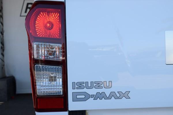 2020 Isuzu D-MAX 250 HO Fleetside Safety Single Cab Bakkie Western Cape Goodwood_0