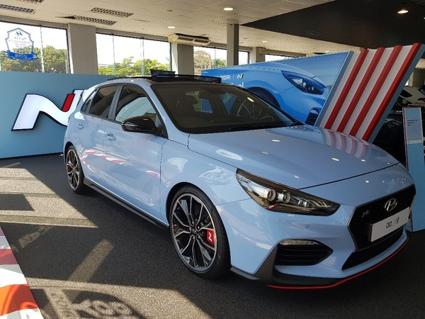 2020 Hyundai i30 N 2.0TGDI Kwazulu Natal Durban_0