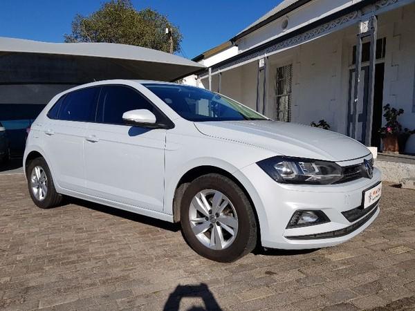 2018 Volkswagen Polo 1.0 TSI Comfortline Western Cape Malmesbury_0