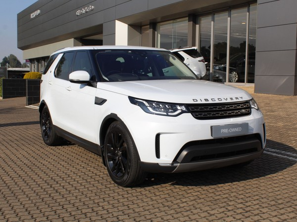 2018 Land Rover Discovery 3.0 TD6 SE Kwazulu Natal Pietermaritzburg_0