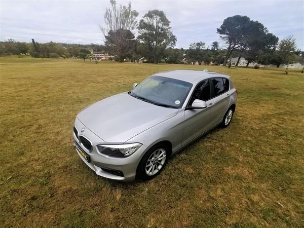 2017 BMW 1 Series 118i 5DR Auto f20 Eastern Cape Port Elizabeth_0
