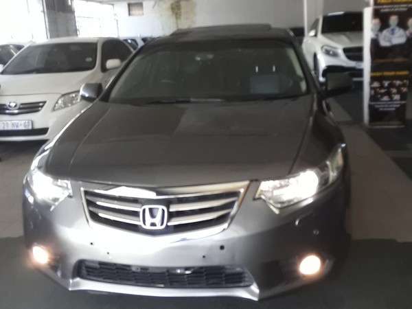 2013 Honda Accord 2.0i At  Gauteng Johannesburg_0