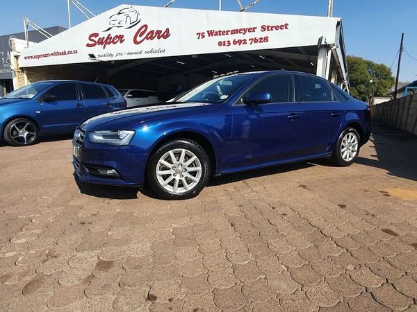 2013 Audi A4 2.0 Tdi Se Multitronic  Mpumalanga Witbank_0