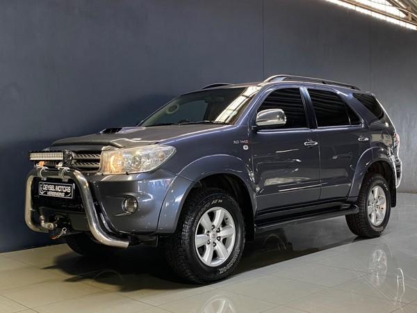2011 Toyota Fortuner 3.0d-4d 4x4 At  Gauteng Vereeniging_0