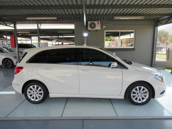2013 Mercedes-Benz B-Class B 200 Be At  Gauteng Pretoria_0