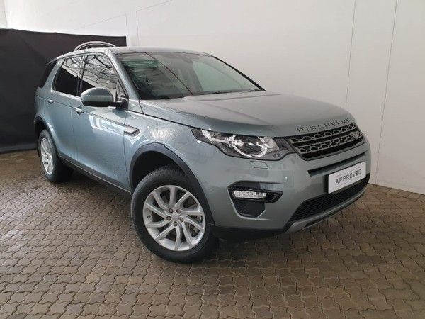 2019 Land Rover Discovery Sport SPORT 2.0i4 D SE Western Cape George_0