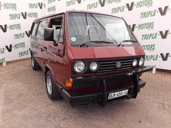 1995 Volkswagen Kombi Microbus 2.6i  Gauteng Pretoria_0