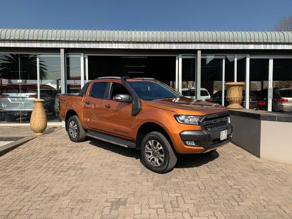 2017 Ford Ranger 3.2TDCi 3.2 WILDTRAK 4X4 Auto Double Cab Bakkie Mpumalanga Delmas_0