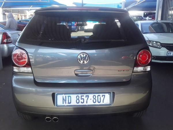 2017 Volkswagen Polo Vivo GP 1.6 GTS 5-Door Gauteng Johannesburg_0