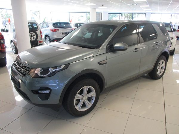 2015 Land Rover Discovery Sport Sport 2.2 SD4 SE Kwazulu Natal Umhlanga Rocks_0