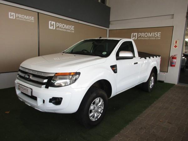 2014 Ford Ranger 2.2tdci Xls Pu Sc  Gauteng Four Ways_0