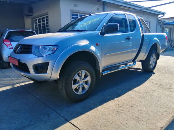 2009 Mitsubishi Triton 2.5 Di-d Club Cab Pu Sc  North West Province Rustenburg_0
