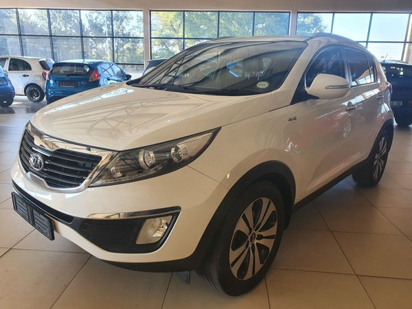 2012 Kia Sportage 2.0 Awd At  North West Province Rustenburg_0
