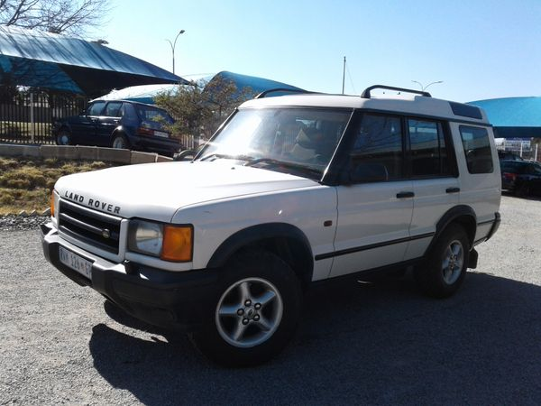 2002 Land Rover Discovery Xs Td5 At  Gauteng Roodepoort_0