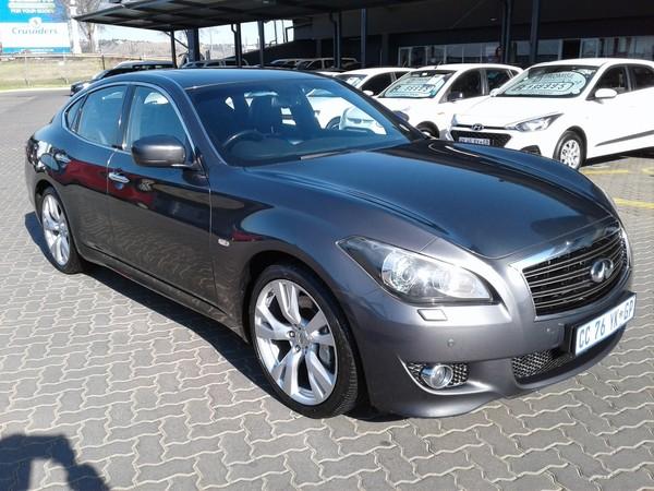 2012 Infiniti M M30d S Premium  Gauteng Roodepoort_0