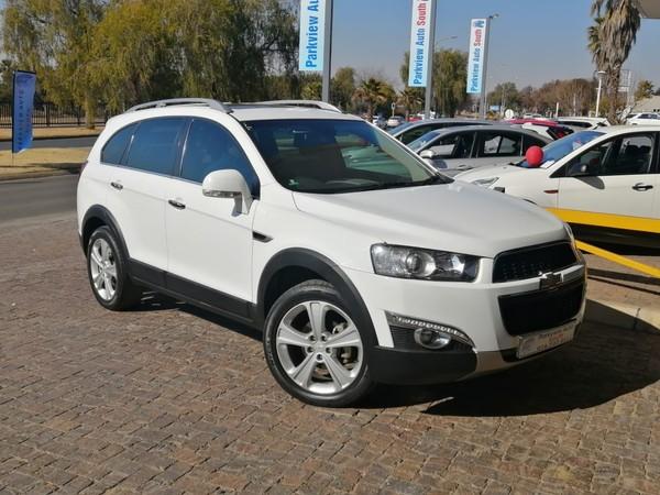 2013 Chevrolet Captiva 2.2d Ltz 4x4 At  Gauteng Vanderbijlpark_0