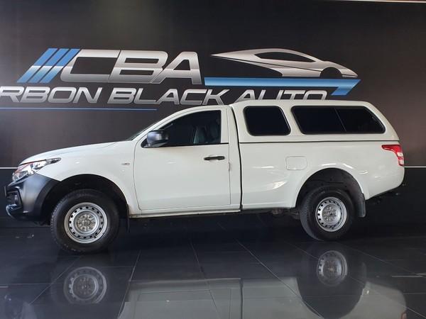 2017 Fiat Fullback 2.5 Di-D Single Cab Bakkie Gauteng Sandton_0
