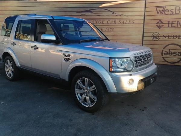 2010 Land Rover Discovery 4 3.0 Tdv6 Se  Gauteng Rosettenville_0