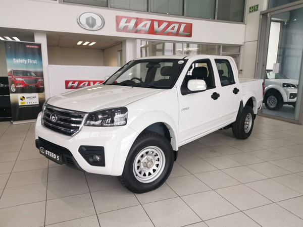 2020 GWM Steed 5 2.0 VGT SX Single Cab Bakkie Gauteng Four Ways_0