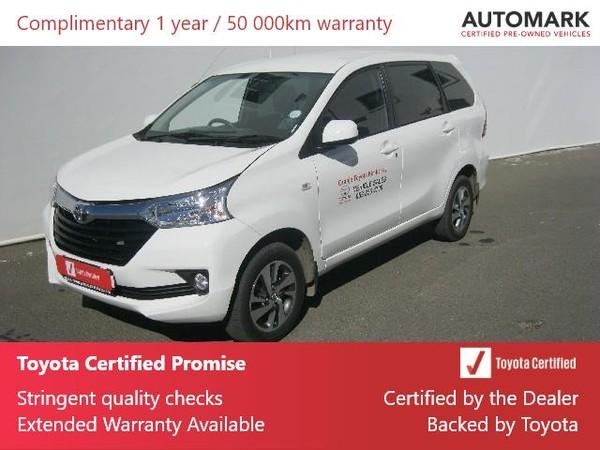 2020 Toyota Avanza 1.5 TX Northern Cape Kimberley_0