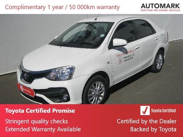 2019 Toyota Etios 1.5 Xs  Northern Cape Kimberley_0