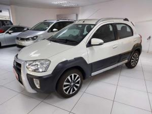 2018 Toyota Etios Cross 1.5 Xs 5Dr Western Cape Table View_0