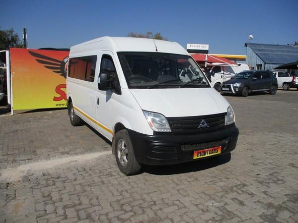2013 SAIC Maxus 2.5TD LUX 9-Seat Gauteng North Riding_0