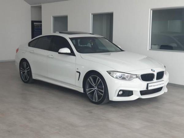 2016 BMW 4 Series 420D Gran Coupe Sport line Auto Gauteng Randburg_0