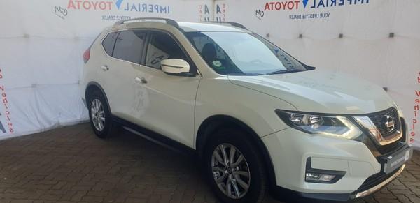 2018 Nissan X-Trail 2.5 Acenta PLUS 4X4 CVT 7S Gauteng Johannesburg_0
