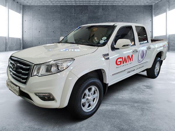 2020 GWM Steed STEED 6 2.0 VGT SX Double Cab Bakkie Kwazulu Natal Pinetown_0