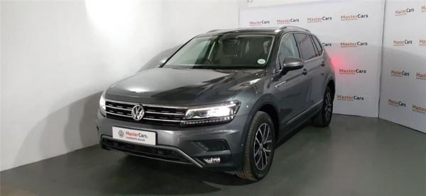 2020 Volkswagen Tiguan Allspace 2.0 TDI Comfortline 4MOT DSG Mpumalanga Nelspruit_0