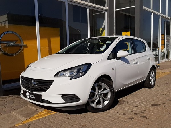 2020 Opel Corsa 1.0T Ecoflex Enjoy 5-Door 66KW Gauteng Alberton_0