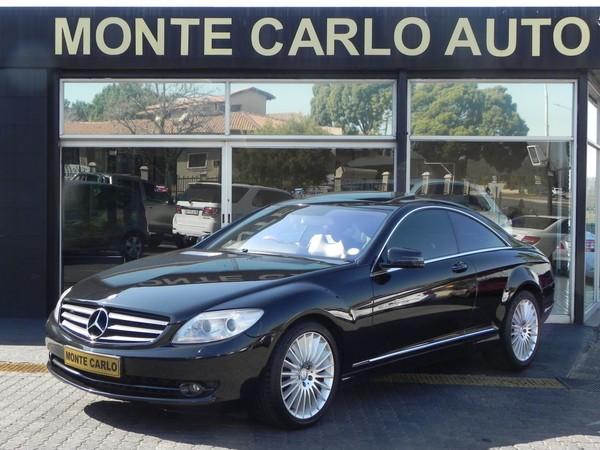 2010 Mercedes-Benz CL-CLass Cl 500  Gauteng Sandton_0