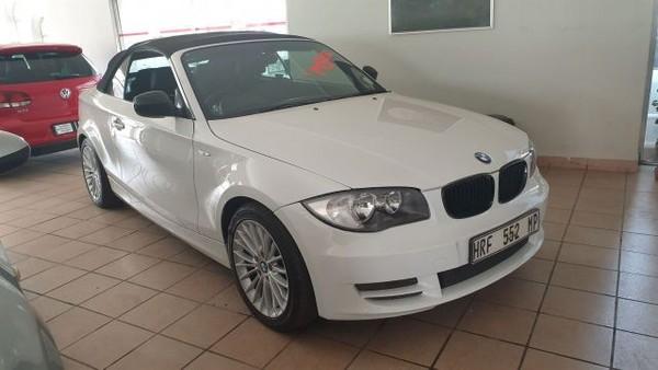 2010 BMW 1 Series 125i Convertible At  Gauteng Springs_0