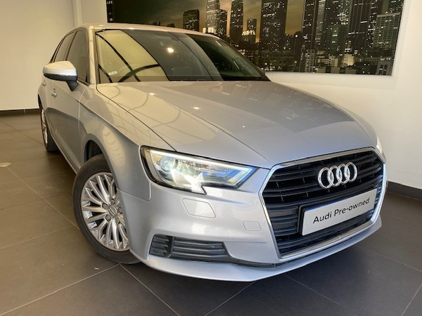 2017 Audi A3 1.0 TFSI STRONIC Free State Bloemfontein_0