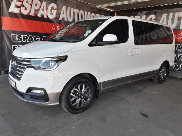 2018 Hyundai H1 2.5 CRDI Wagon Auto Gauteng Pretoria_0